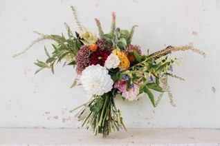 bouquet photo by emily wren