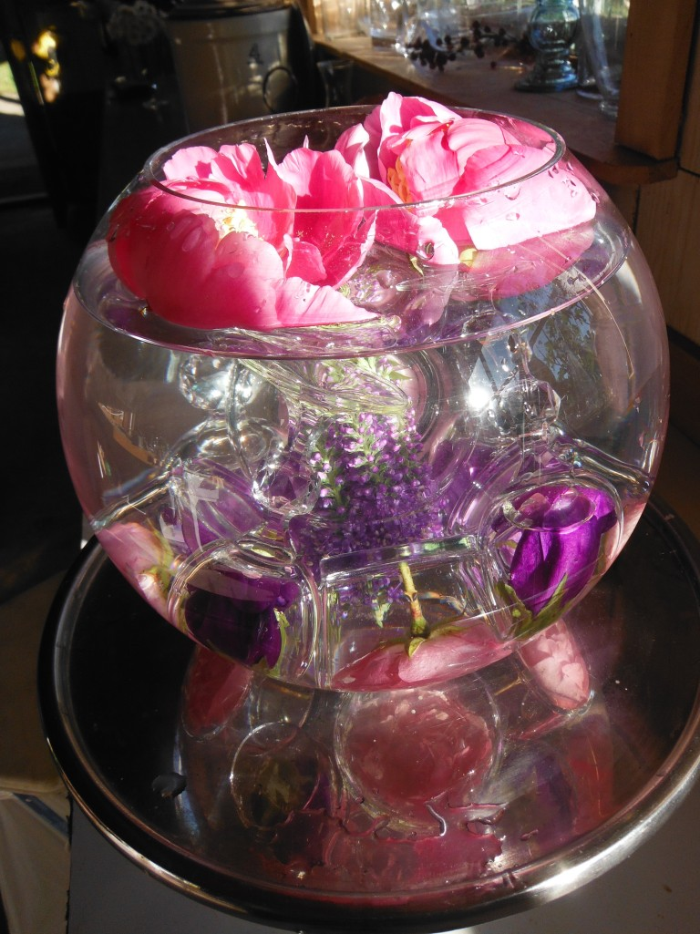 submerged flowers 2